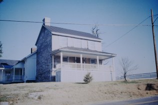 Dungan, Jeremiah house, Watauga community