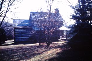 Hammer, Isaac house, Johnson City