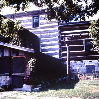 Hammer, Isaac house, Johnson City