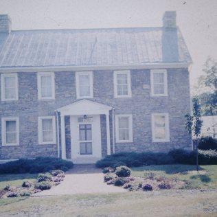 Kitzmiller, Martin house, Boones Creek