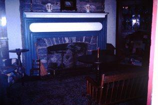 Kitzmiller, Martin house (interior), Boones Creek