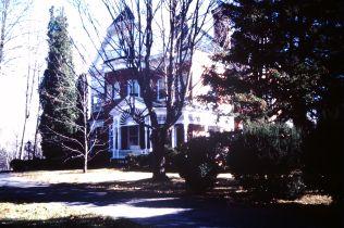 Matson-Preas house, Buffalo Street, Johnson City