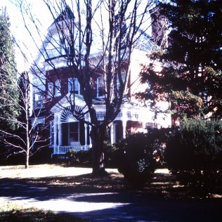 Matson-Preas house, Buffalo Street, Johnson City