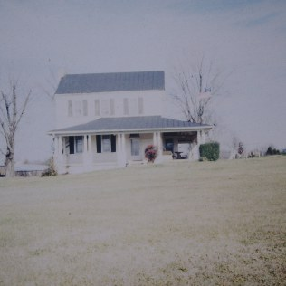 Reeves, Peter Miller-Chinouth house, Knob Creek Road, Johnson City