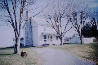 Miller, Solomon-Sell house, Fairridge Road, Johnson City