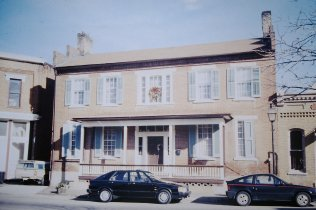 Naff, Jacob house, East Main Street, Jonesborough