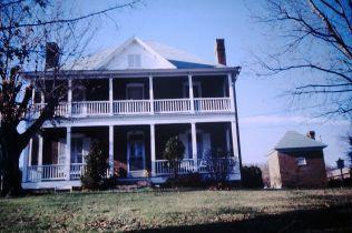 OBrien-Mottern house, King Springs Road, Johnson City