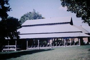 Sulphur Springs Campground, Sulphur Springs community