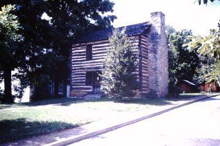 Taylor, Christopher cabin, West Main Street, Jonesborough