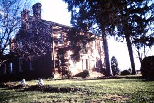 Telford, Thomas house