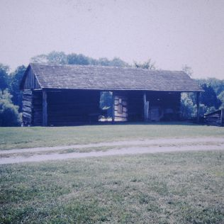 Tipton-Haynes State Historic Site - barn