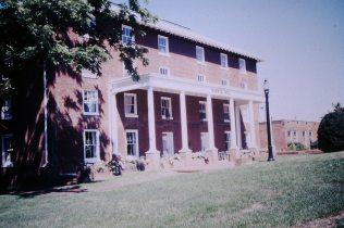 Washington College: Harris Hall