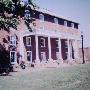 Washington College: Harris Hall