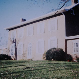 Young-Herrin house, Lone Oak Road, Johnson City