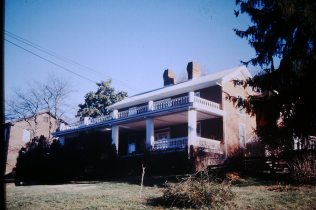 Young, William Hyter house, Cedar Place, Johnson City