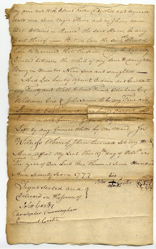 Cox, John 1777 (2) website