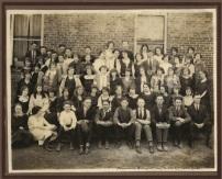 Jonesboro High School Class (undated, but early 1920's
