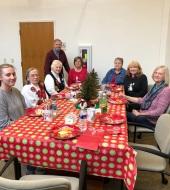 2019 Annual Volunteer Christmas luncheon