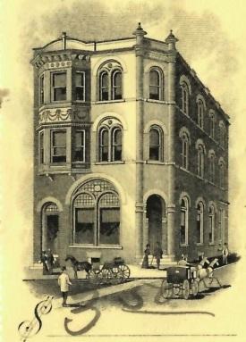 Unaka National Bank - 1909