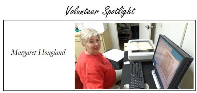 Margaret Hougland - Volunteer Spotlight