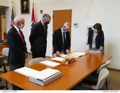 Secretary of State Visit - Copy