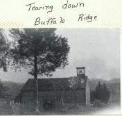 Buffalo Ridge Baptist Church, undated